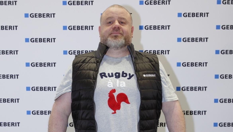 Christophe Mauduit – 45 ans – Gérant (95)