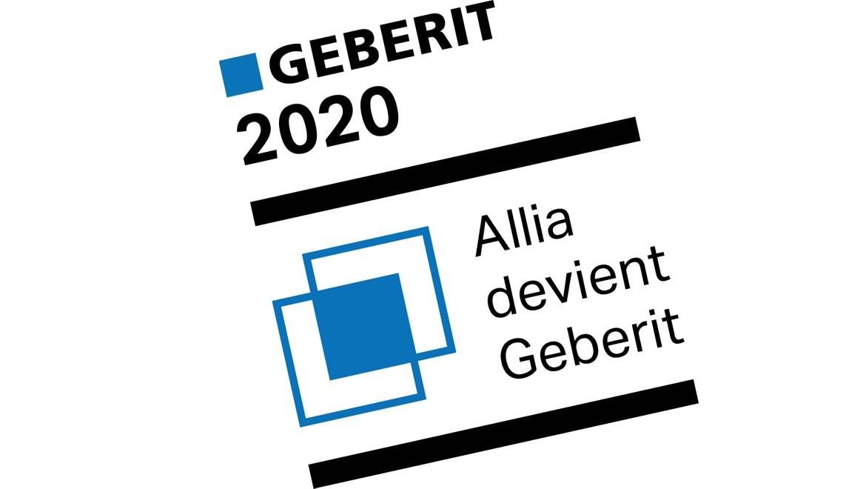 Allia devient Geberit
