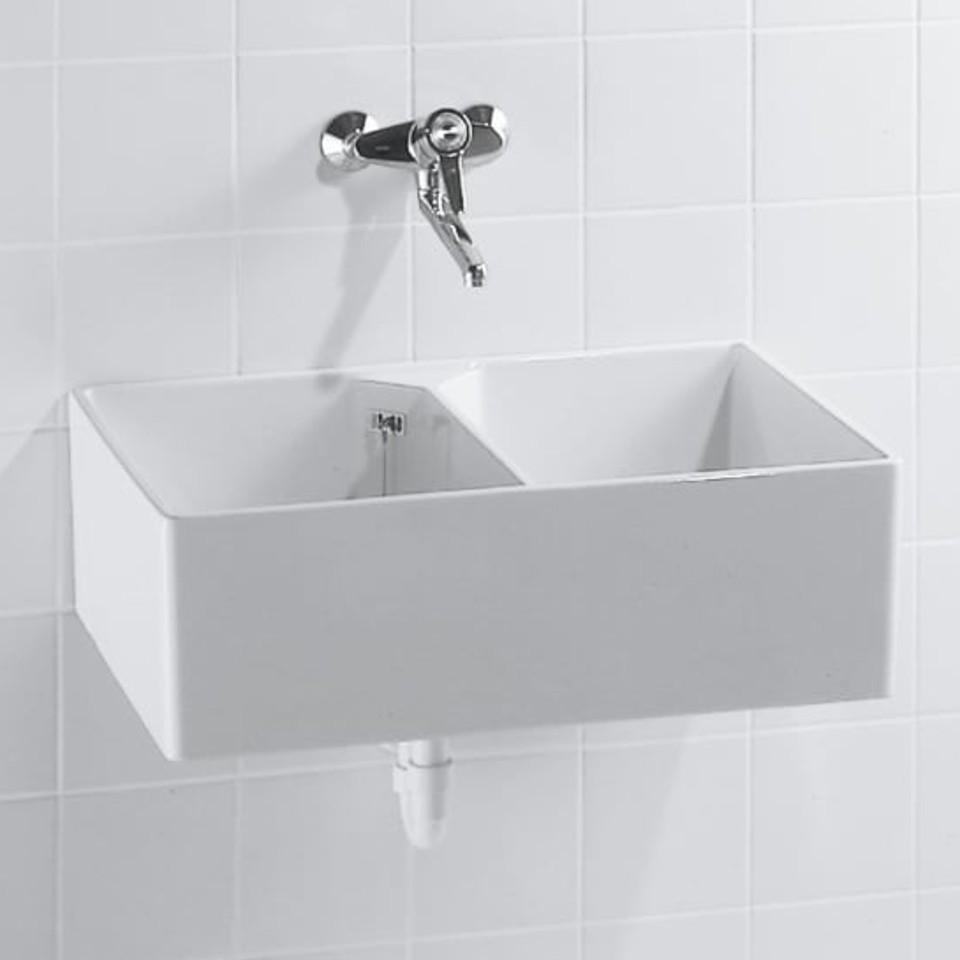 Bac à laver Geberit Publica