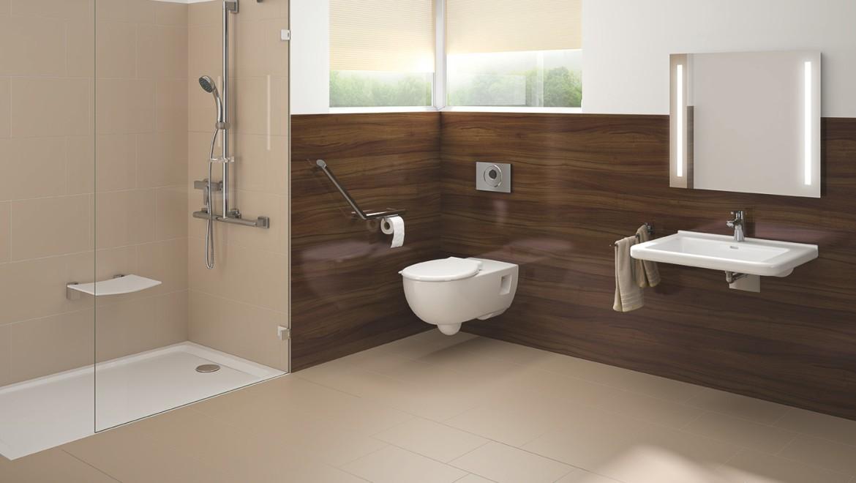 Salle de bains Geberit Renova Comfort