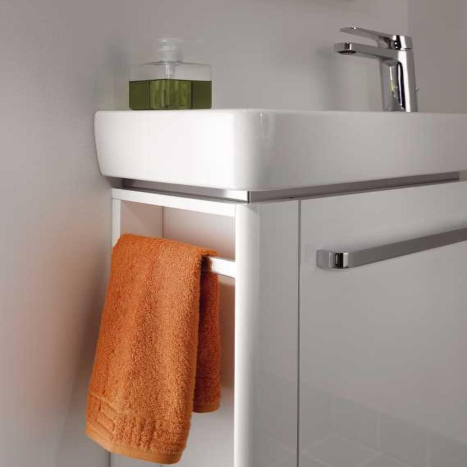 Porte-serviette Geberit Renova compact