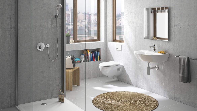 Salle de bains Geberit Renova