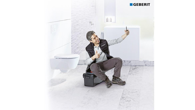 L'installation de WC suspendus est rapide et facile