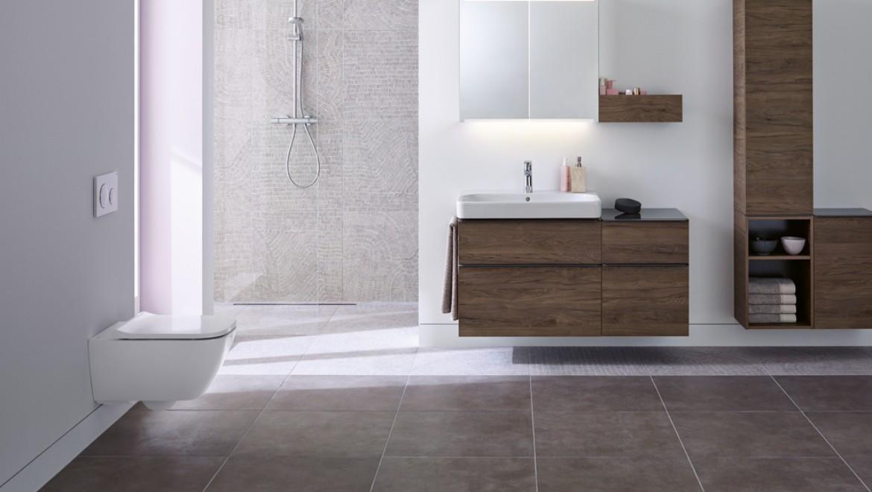 Lignes de salles de bains Geberit