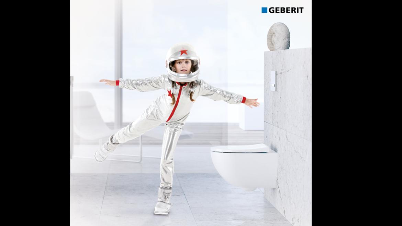 WC suspendu Geberit pour tous